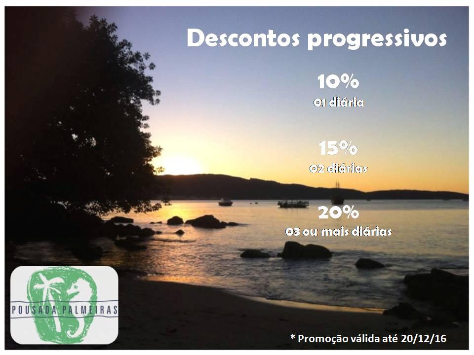 Promoção Pousada Palmeiras